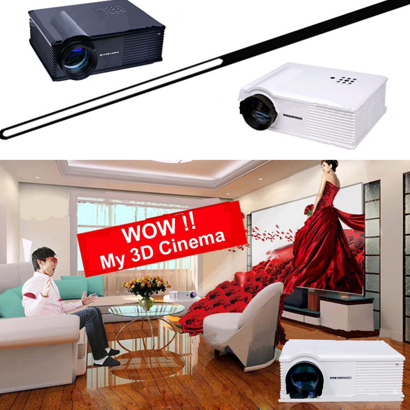 portable tablet projector