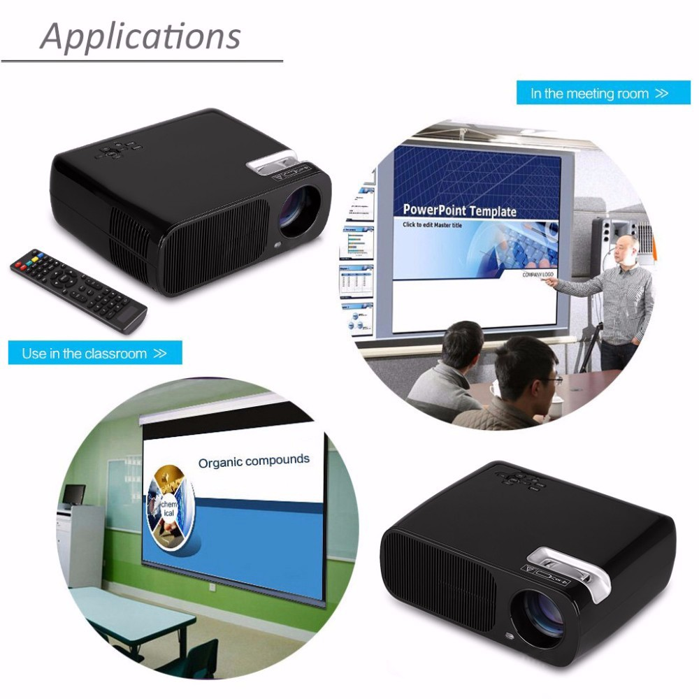 projector applications definition
