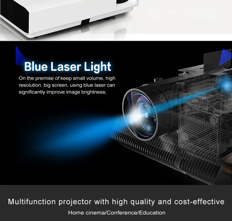 holiday laser light projector
