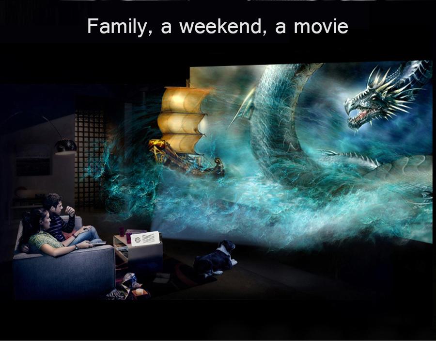 weekend projector people