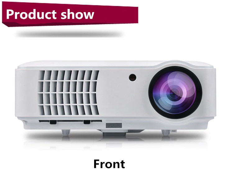 optical projector profile
