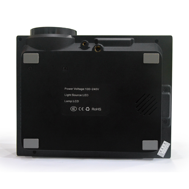 100-240v power voltage projector