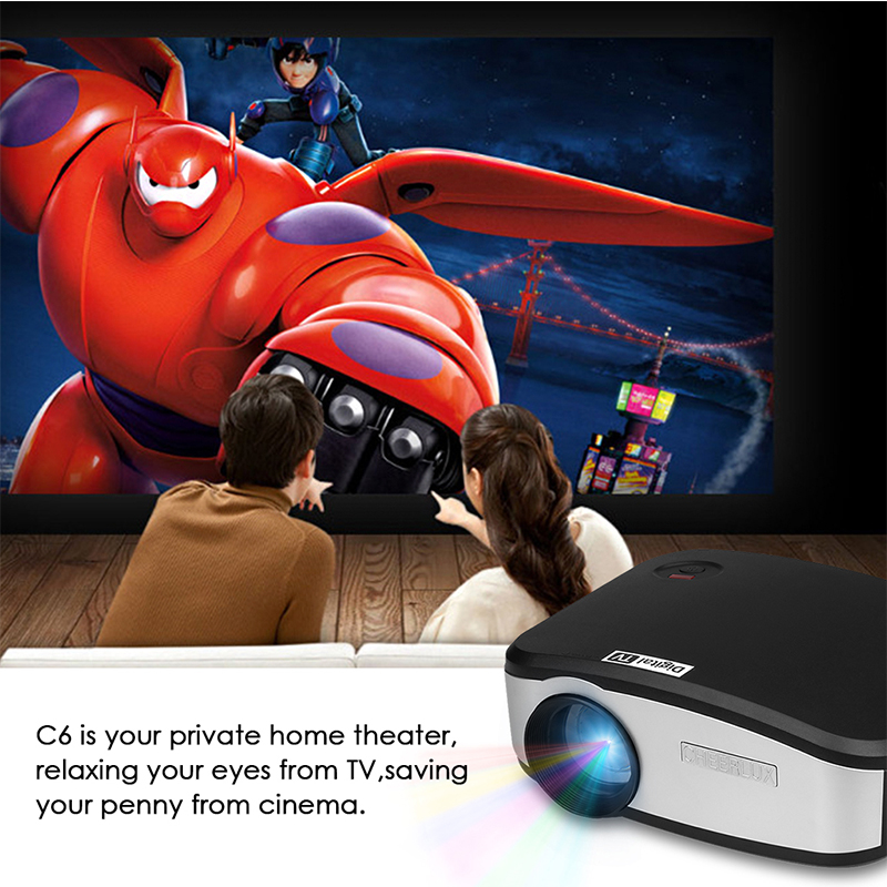 home projector theater