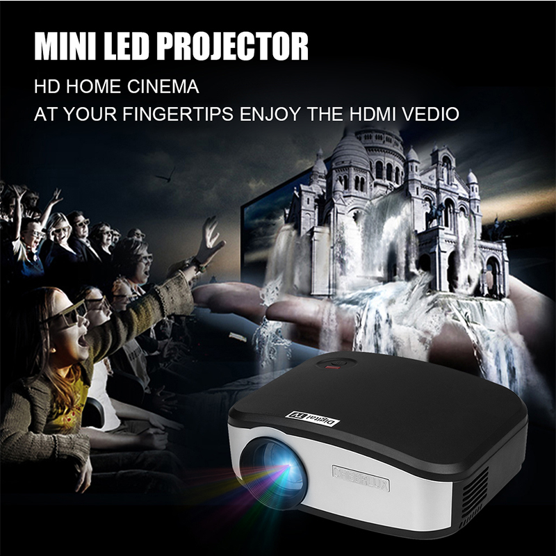 cheap video projectors