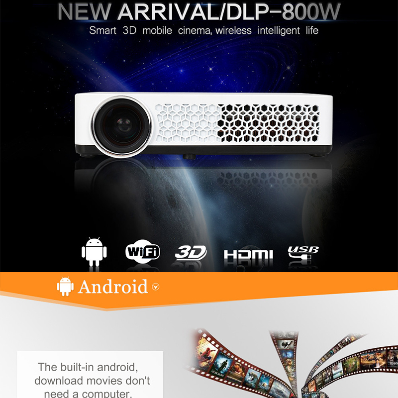 projector android wifi