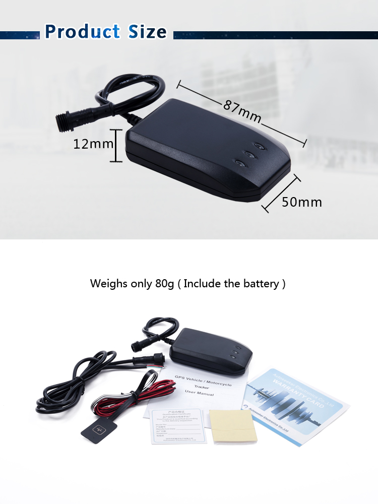 AT-12 gps tracker