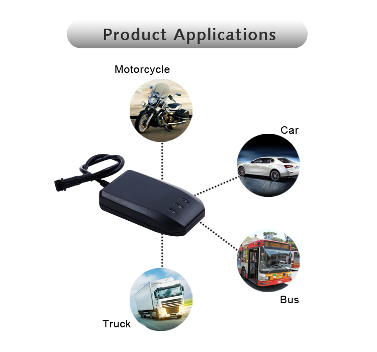 motorcycle gps tracker systems