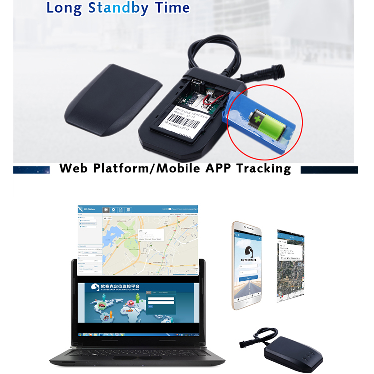 motorcycle gps tracker installation