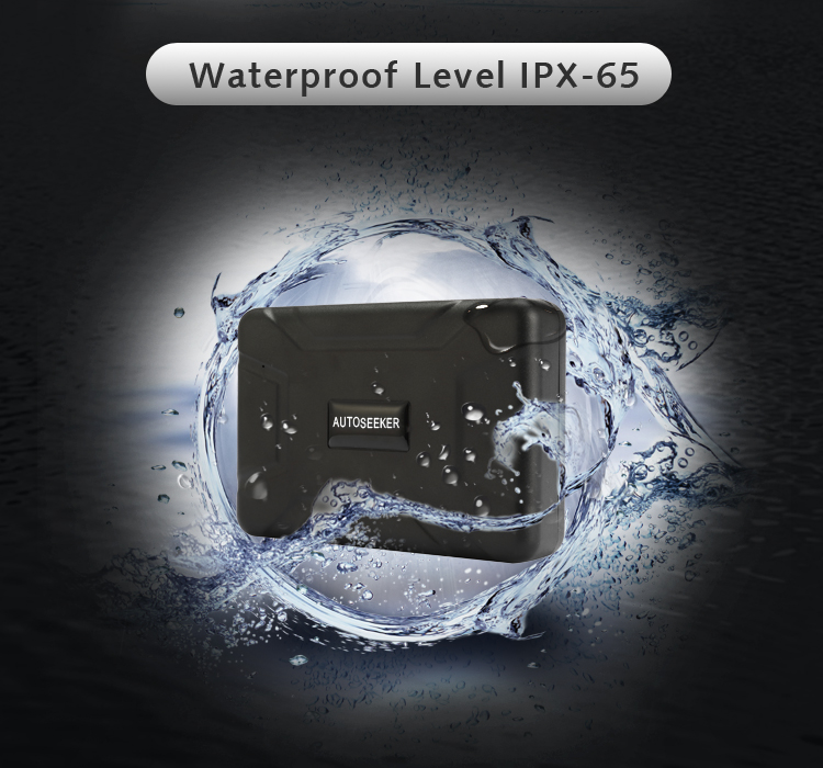 gps tracker waterproof lever ipx-65