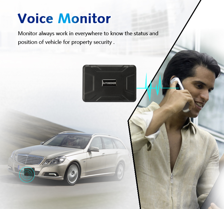 voice monitor tracker