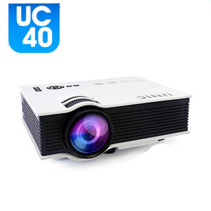 Professional 800*480 pixels lcd projectors Low power consumption Exporter