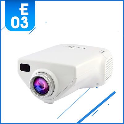 OEM Single Chip LCD Technology 20K Lamp life rear projectors manufacturer