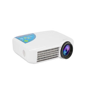 Wholesale short throw projector ,180w led cold light source projector Supplier