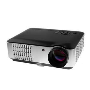 Wholesale HD broadcast Led cold light Electrical zoom remote china 3d projector