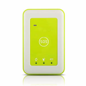 Best 4G Personal tracking devices for Kids Elderly 2-Way Voice SOS 3D Sensor
