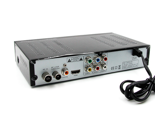 hd dvr receiver