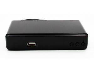 Junuo Hd Receiver Supplier Free to Air Set Top Box Dvb T2 Support 720p/720i/1080p/1080i Video Solution