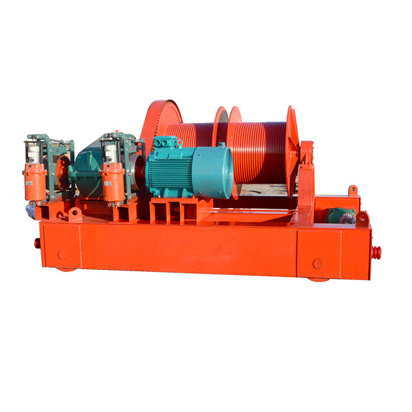 China Wire Rope Winch