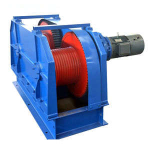 Competitive Price Building Material Price Winch Supplier