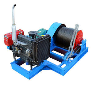 China Diesel Engine Winch