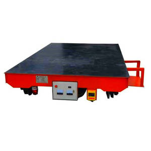 High Wheel Flat Bed Cart