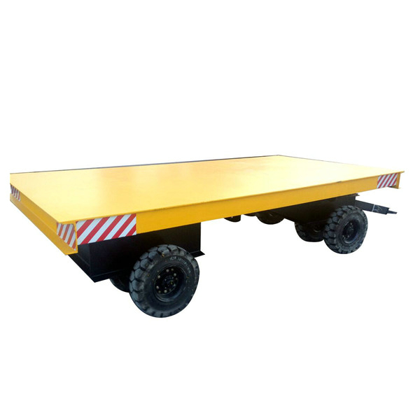 High Quality Tyre Flat Cart