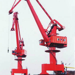 Offshore Equipment Portal Crane