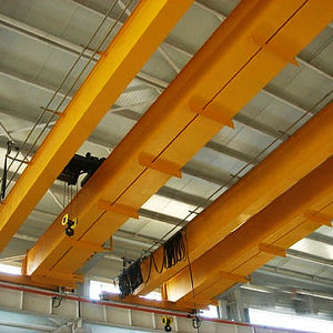 Double Girder Overhead Crane Design