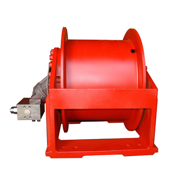 Hydraulic Anchor Winch