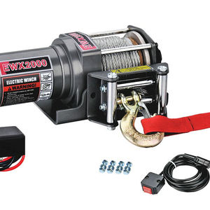 12000lbs wireless remote atv electric winch manufacturer