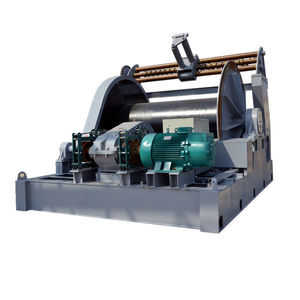 JM Slow Speed Electric Winch