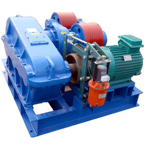 JMM Friction Electric Winch