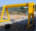 MH Gantry Crane With Electric Hoist