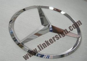 3D advertising car logo signage with high quality and competitive prices