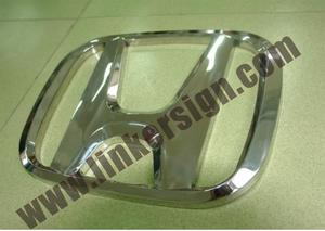 3D car logo signage  for HONDA with high quality and competitive prices