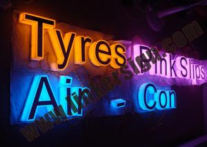 Various leds for side lighted signage with high quality
