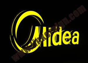 led outdoor logo signage with high quality and competitive prices