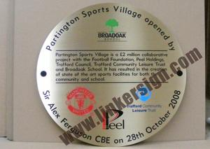 engraved door number signage with high quality and competitive prices