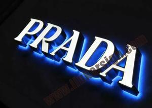illuminated fabricated 3D letters, one of the best sign company from China.
