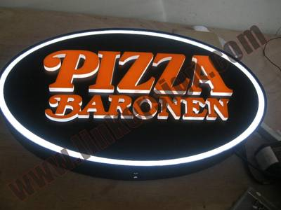 led lightbox sign