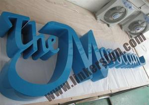 aluminium signs with high quality and competitive prices