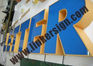 high quality and competitive prices outdoor letter signs