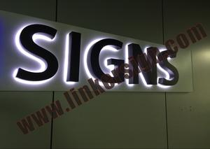 led illuminated letters with high quality and competitive prices