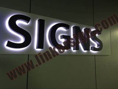 led illuminated letters