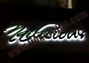 letter led lights with high quality and competitive prices