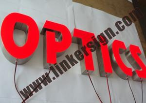 outdoor sign letters   with high quality and competitive prices