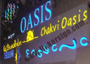 big light up letters  with high quality and competitive prices