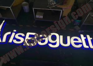 led lettering with high quality and competitive prices