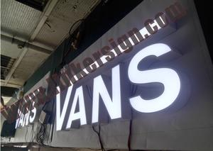 lighted letter signs with high quality and competitive prices