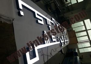 lighted business signs with high quality and competitive prices
